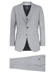 Aquascutum London Aquascutum Cartwright Arkell 3 Piece Suit Grey