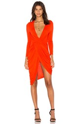 Style Stalker Harlem Dress Orange