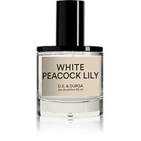 D.S. And Durga Women's White Peacock Lily Edp No Color