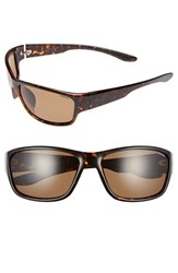 Men's Polaroid Eyewear 'Pld 3015 S' 63Mm Polarized Sunglasses Havana