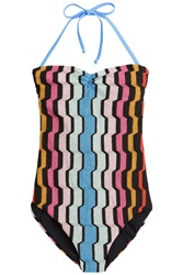 Missoni Mare Printed Swimsuit Multicolor
