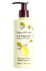 Crabtree And Evelyn 'Citron Honey And Coriander' Skin Quenching Body Lotion