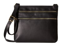 Hobo Hands Off Crossbody Black Cross Body Handbags