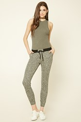 Forever 21 Marled French Terry Sweatpants