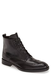 Men's To Boot New York 'Brentwood' Wingtip Boot Black