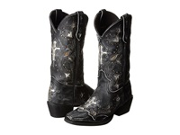 Laredo Silver Cross Black Grey Silver Women's Boots