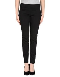 Nude Casual Pants Black