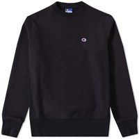 Champion X Beams Zip Crew Sweat Black