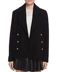 Joie Pina Double Breasted Coat 100 Bloomingdale's Exclusive Caviar