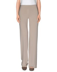 1 One Trousers Casual Trousers Women Beige