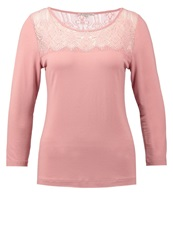 Anna Field Long Sleeved Top Ash Rose