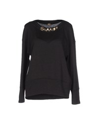 Essentiel Topwear Sweatshirts Women Black