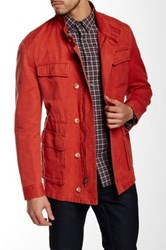 Kroon Fun Coat Red