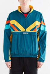 Adidas Originals Island Windbreaker Teal