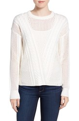 Paige Women's 'Beck' Open Knit Sweater