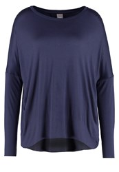 Bench Synonyms Long Sleeved Top Blue