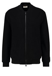 Dkny Bomber Jacket Black