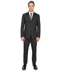 Vivienne Westwood Nappy Wool Henry Suit Grey Men's Suits Sets Gray