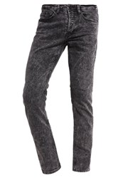 Only And Sons Onsweft Straight Leg Jeans Black Denim