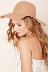 Forever 21 Wide Brim Felt Floppy Hat