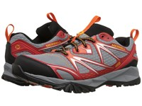 Merrell Capra Bolt Waterproof Bright Red Men's Shoes