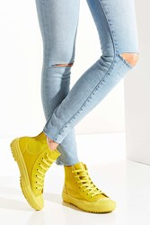 Converse Chuck Taylor All Star Chelsee Rubber High Top Sneaker Bright Yellow