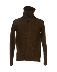 Antony Morato Knitwear Cardigans Men Military Green