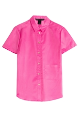 Marc By Marc Jacobs Satin Blouse