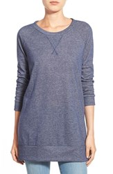 Women's Pleione Space Dye French Terry Lightweight Tunic