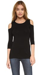 Bailey44 Deneuve Top Black