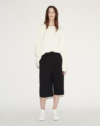 Maison Martin Margiela Wide Leg Sweatpants Black