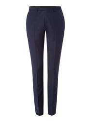 Label Lab Rutherford Skinny Suit Trouser Dark Navy