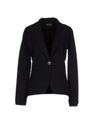 Alpha Studio Blazers Black