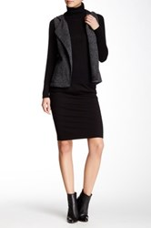 Eileen Fisher Knee Length Pencil Skirt Black