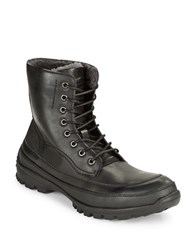 Unlisted By Kenneth Cole Fleece Lined Boots Black