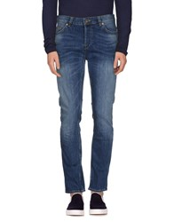 Only And Sons Denim Denim Trousers Men Blue