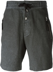 Unconditional Dyed Track Shorts