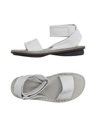 Trippen Footwear Sandals Women Light Grey