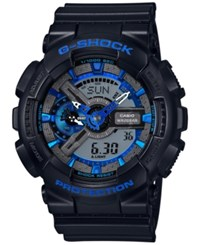 G Shock Men's Analog Digital Black Resin Bracelet Watch 55X51mm Ga110cb 1A