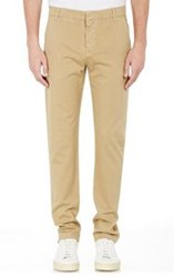 Band Of Outsiders Twill Tapered Chinos Multi