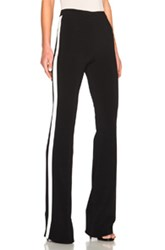 Zuhair Murad Stripe Pants In Black