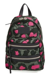 Marc By Marc Jacobs 'Domo Arigato Leopard Mini Packrat' Backpack