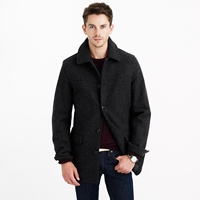 J.Crew Tall University Coat With Thinsulate