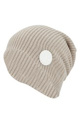 Men's Converse 'Winter Slouch' Knit Cap Brown Malt