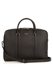 Givenchy Grained Leather Briefcase