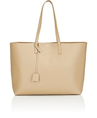 Saint Laurent Women's Large Shopper Tote Beige Cream Tan