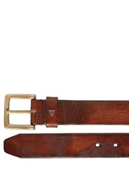 Htc Hollywood Trading Company Vintage Leather Belt