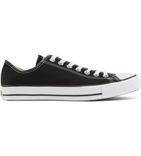 Converse All Star Low Top Trainers Black Canvas