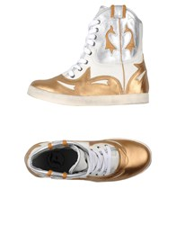 Fornarina Footwear High Tops And Trainers Women Copper