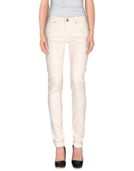 Nicwave Trousers Casual Trousers Women Ivory
